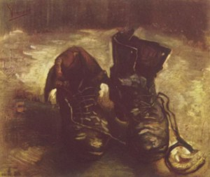 Ван Гог: Башмаки