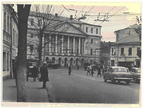 Разгуляй - фотография 1953года
